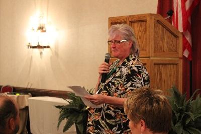 Banquet 2016 - Director Susie Tackett Keynote Speaker Introduction