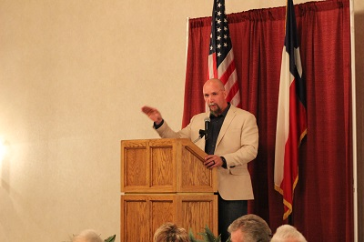 Banquet 2016 - Keynote Speaker Mike Seeklander A