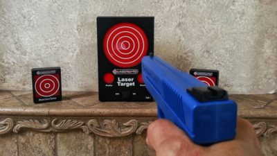 Training Aids For Off-The-Range Shooting Practice by Jason J. Brown