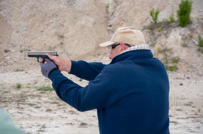 29c-Range Instructor Jamie LaBarbera