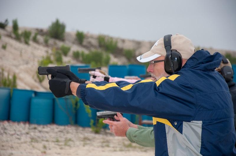 32-Range Class Participants