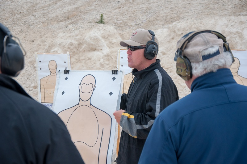 33-Range Instructor Aaron Marshal