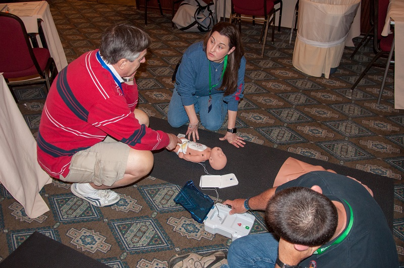 40b-Medic First Aid CarePlus Class
