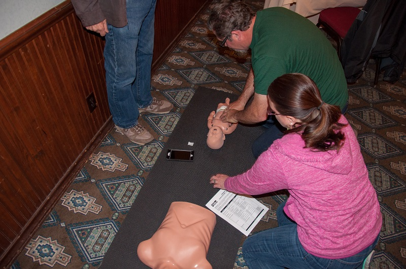 40c-Medic First Aid CarePlus Class